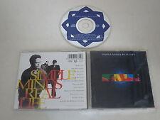 SIMPLE MINDS/REAL LIFE (VIRGIN CDV 2660) CD ALBUM