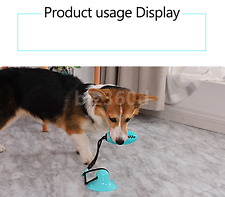 Pet Molar Bite Toy Multifunction Floor Suction Cup Dog Balls Interactive Puppy