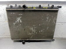 01 PEUGEOT 307 STYLE 2.0 HDI 90 WATER COOLANT RADIATOR