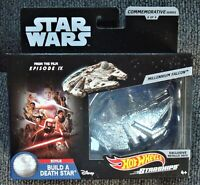 Hot Wheels Star Wars Commemorative Series Millennium Falcon Sealed