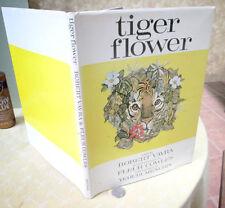 TIGER FLOWER,1969,Robert Vavra,Illust,DJ