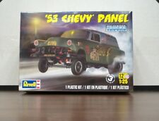Chevy '53 Panel Truck 1:25 scale Revell Kit Hobby Time Model Cars