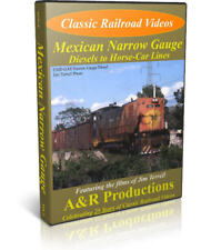 Mexican Narrow Gauge - A&R Productions Train DVD Video