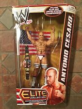 Mattel WWE ANTONIO CESARO Elite Figure Series 23 United States Flag US Title