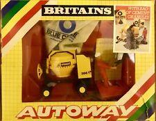 Britains 9843 Autoway Winget 200T Betonmischer Mixer inkl Cement Box Boxed OVP