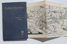 23603 BRABANT Kesselsdorf und Maxen 1745 2 Winterschlachten bei Dresden 1912