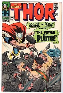 Thor #128 - Very Fine Condition