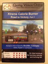 Xtreme Calorie Burner Road To Victory Part 1 Boulder Colorado
