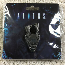 Aliens Alien Warrior Head Pin NEW Hat Lapel Lanyard Backpack James Cameron