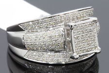 .67 CARAT WOMENS LADIES WHITE GOLD FINISH DIAMOND BRIDAL ENGAGEMENT WEDDING RING