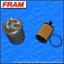 KIT Di Servizio Per Seat Ibiza (6l) 1.4 TDI BMS BNM BNV OLIO Filtri di carburante (2005-2009)