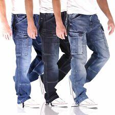 Big Seven Brian Cargo Herren Jeans - verschiedene Waschungen