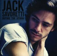 Jack Savoretti - Before the Storm [CD]