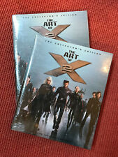 Art of X2 HC (Newmarket Press) The Collector's Edition #1-1ST 2003 FN SEALED