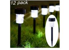 Solar Lighting Kit Backyard Party Decor Sun Charge Sidewalk Lights Energizer New