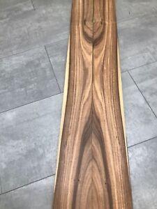 22 Blätter Santos palisander Furnier 0,60mm