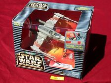 Star Wars Action Fleet RED 6 X-WING STARFIGHTER Micro Machines JEK PORKINS 1997