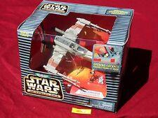 Star Wars Action Fleet RED 6 X-WING STARFIGHTER Micro Machines JEK PORKINS 1997