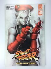 Street Fighter Unlimited 3 Udon Variant Cammy 1:20 Cover D