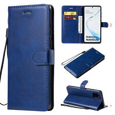 For Samsung Galaxy Note 20 Ultra Case Wallet Leather Card Slots Stand Flip Cover