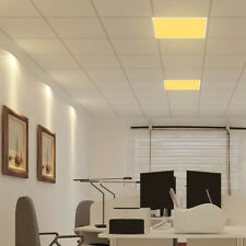 LED Ceiling Surface Mount Light 20W Downlight for Kitchen office 30*30CM Warm
