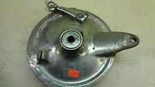 1965 honda ca76 dream touring 305 H1070~ rear brake plate
