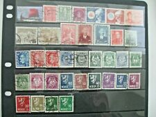 SELECTION OF NORWAY STAMPS , F/USED, TOP QUALITY, POST PAID