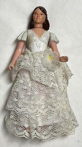 Vintage Kenner Indiana Jones Marion Ravenwood Figure Loose 1982