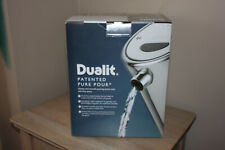 Dualit Architect Black and Brushed Stainless Steel Kett
