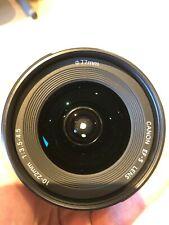 Canon EF-S 10-22 mm F/3.5-4.5 USM Objektiv