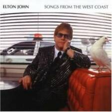 John, Elton - Songs from the West Coast CD NEU OVP