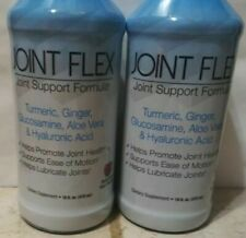 Joint Flex Joint Support Formula Glucosamine Tart Cherry Flavor 16 oz (2 Pack)