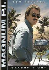 Magnum P.I. PI ~ Complete 8th Eighth Season Eight USED - DVD - FREE SHIPPING -B4