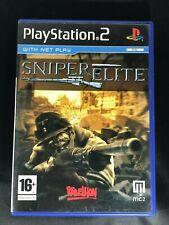 Sniper Elite (PS2) - Game  FREE POST CHARITY SALE  CJ