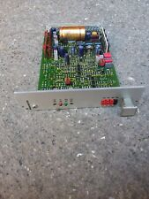 NEGRI BOSSI Drive card VT 5041 22/1 0V