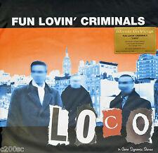 FUN LOVIN' CRIMINALS - LOCO, 2015 EU 180G ORANGE vinyl 2LP, 1000 COPIES! SEALED!