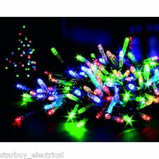Premier Multi-Action 480 LED Supabrights in Multi Colour, Fairy Tree Lights xmas