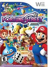 Mario's Fortune Street Sealed Brand New (Nintendo Wii, 2011)