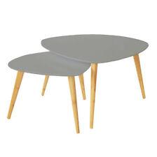 Tables basses gris pour la maison