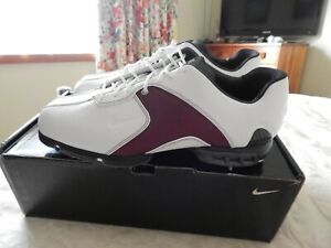 Nike Air Max TW mens golf shoes, size 10 US, wide, Brand new in box