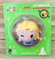 Lip Smacker Tsum Tsum ELSA Vanilla Bean Lip Balm NEW Holiday