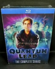 Quantum Leap: The Complete Series Blu-ray Disc 2017 18-Disc Set Box Brand New