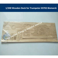 1/200 Scale Wooden Deck Chain for Trumpeter 03702 Bismarck Model Kits CYE009M