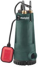 Metabo Drainagepumpe DP 18-5 SA Schmutzwasserpumpe Baustelle Wasser