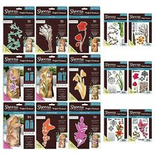 Sheena Douglass - Perfect Partners Multi Media Tags - Dies & A5 Rubber Stamps