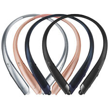 Authentic LG Tone Platinum HBS-930 Bluetooth Stereo Headset - Rose Gold Black