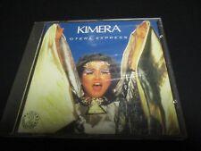 "RARE! CD ""OPERA O?ERA EXPRESS"" Kimera / 16 morceaux"