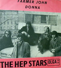 "RARE  THE HEP STARS ( ABBA )  7"" FARMER JOHN - DONNA LABEL OLGA RECORDS SO 06"