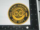 SAINT ANDREWS, SOUTH CAROLINA FIRE DEPT.