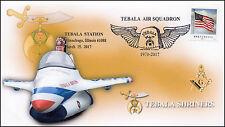 17-064, 2017,Tebala Air Squadron, Shriners, Masonic, Pictorial Event Cover